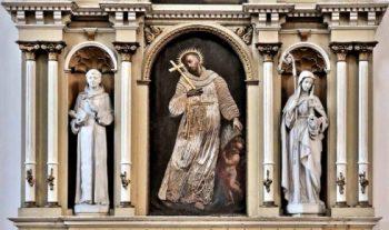 Šv. Pranciškaus Asyžiečio šventė Kretingoje