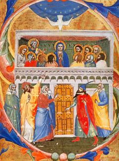 Kretingos Viešpaties Apreiškimo Švč. M. Marijai parapija KVIEČIA Į SEKMINIŲ ŠVENTĘ!
