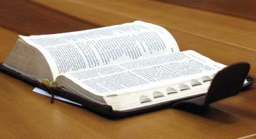 Trečiasis Palaiminimų sekmadienis pristatys Bibliją