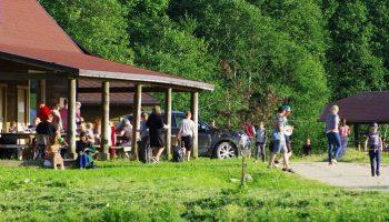 Pranciškoniška stovykla šeimoms