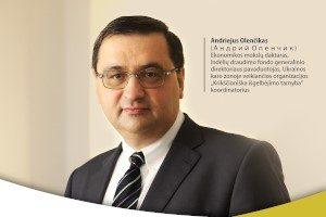Kretingoje vyks visuomenei atviras susitikimas su ekonomikos mokslų daktaru Andriejumi Olenčiku iš Kijevo