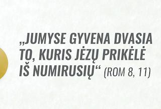 TEM Šventosios Dvasios savaitgalis jaunimui